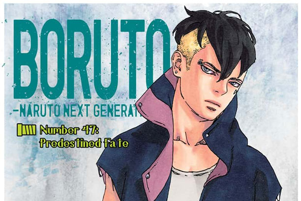 Boruto Chapter 47