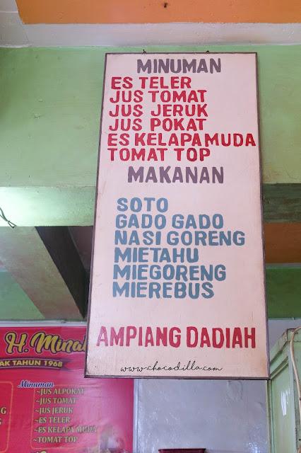 H. Minah Bukittinggi