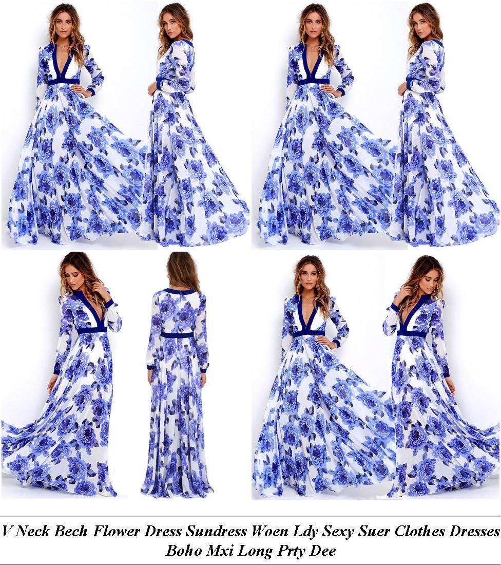 Plus Size Formal Dresses - Womens Clothes Sale - Floral Dress - Buy Cheap Clothes Online