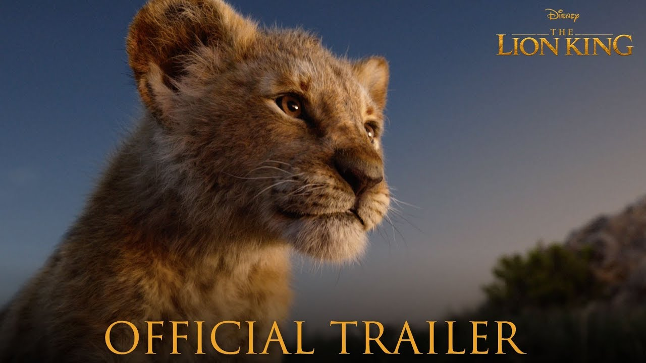 Synopsis Film The Lion King (2019)