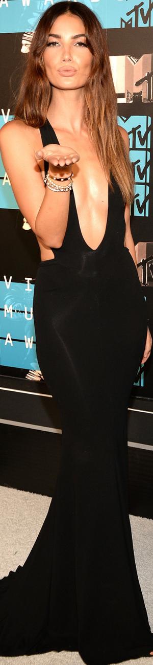 2015 MTV VMAs Lily Aldridge