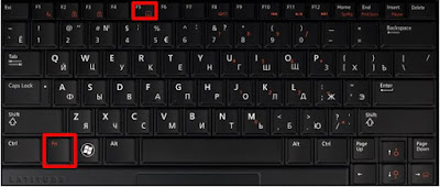 не працює тачпад на ноутбуці dell
