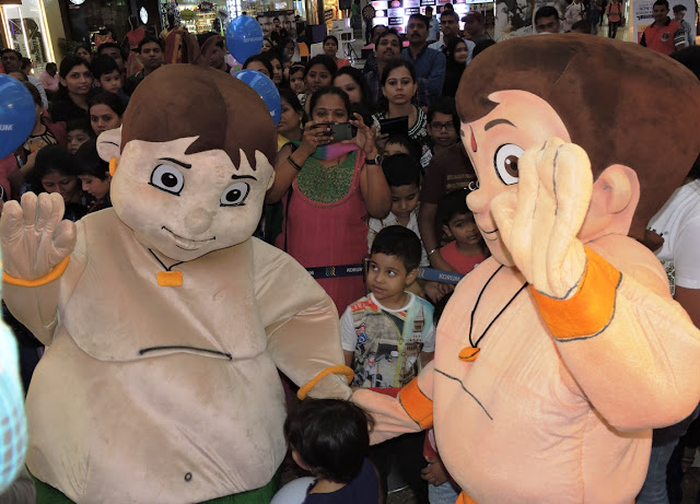 This weekend KORUM to host superheroes from Dholakpur, Aryanagar and Bali