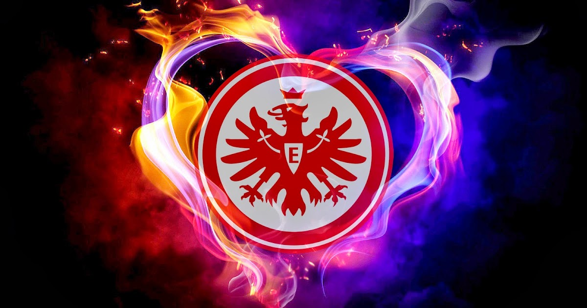 Logo Eintracht Frankfurt hintergrund | HD Hintergrundbilder