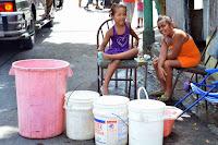 Resultado de imagen para sigue la falta de agua en barrios de barahona