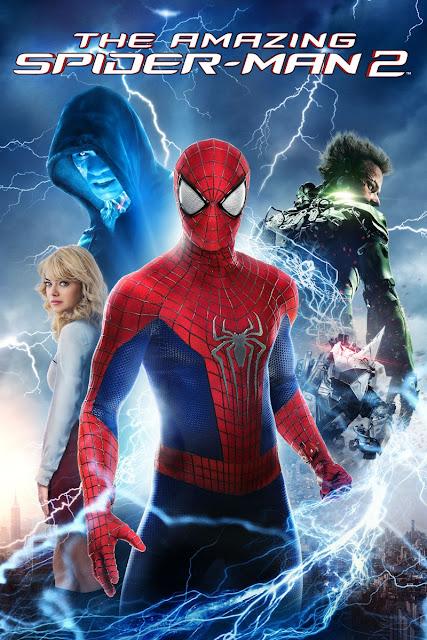 Download The Amazing Spider Man 2 (2014) BRRip Subtitle Indonesia