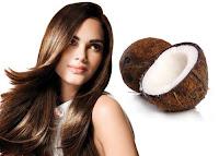 Kokosöl für Haarpflege