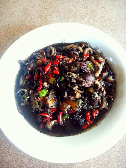 Resep Cumi Pedas Sederhana : resep, pedas, sederhana, Resep, Sambal, Pedas, Paling, Masakan