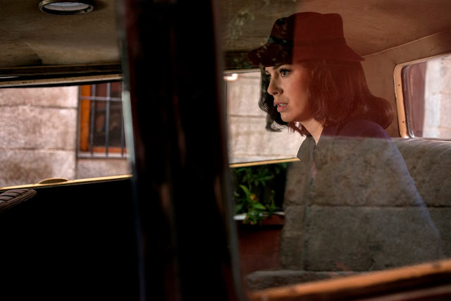 Blanca Suárez en la tercera temporada de 'Las Chicas del Cable'