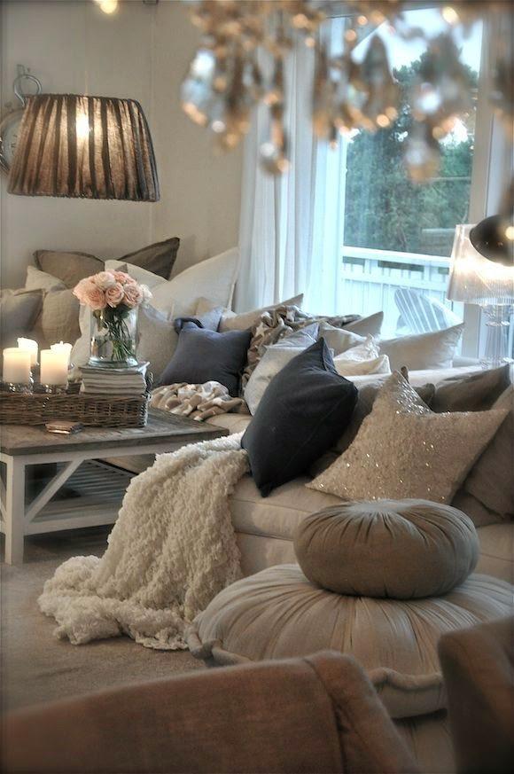 sala pequeña y elegante
