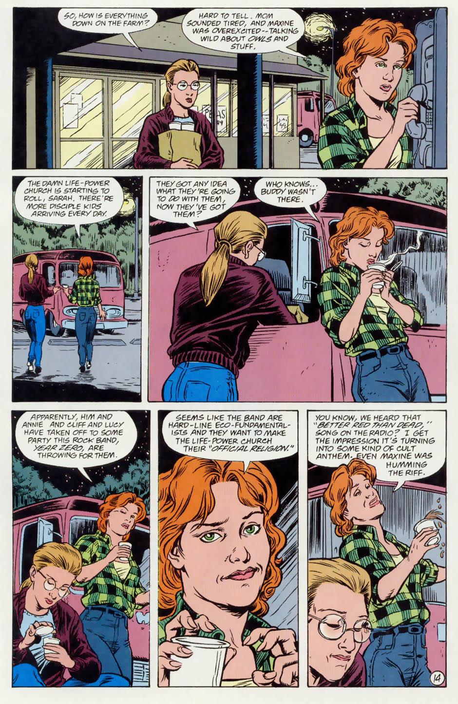 Read online Animal Man (1988) comic -  Issue #74 - 15