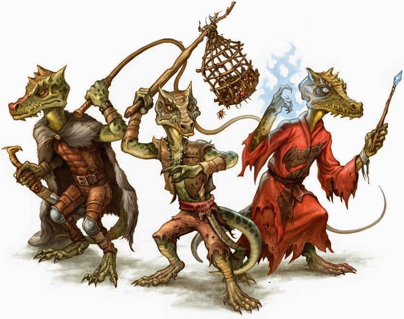 Aventuras de Nivel 1 para Dungeons & Dragons - Kobolds