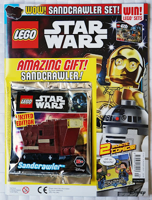 LEGO Star Wars Magazine Issue 25