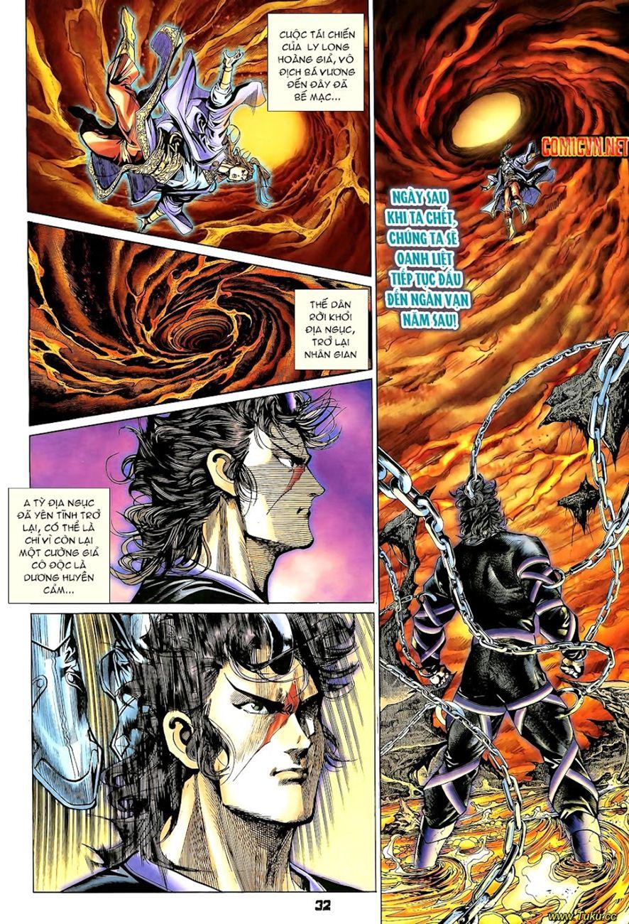 Đại Đường Uy Long chapter 82 trang 10