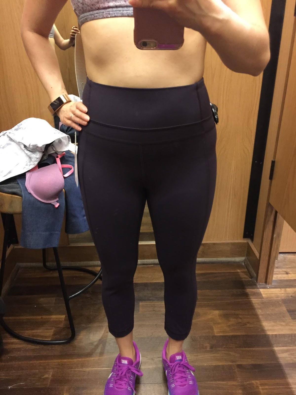 fc49ef4f778f12 Petite Impact: Fit Review Friday! Sculpt Tank II, Speed Short ...