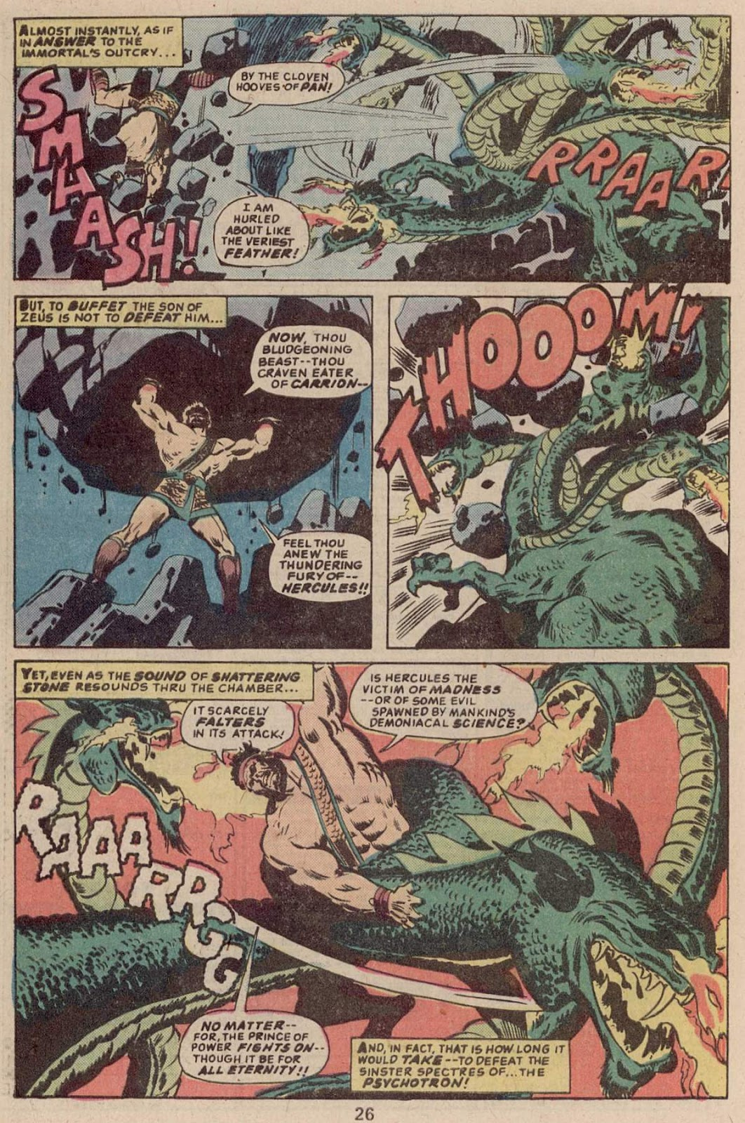 Marvel Triple Action (1972) issue 35 - Page 28