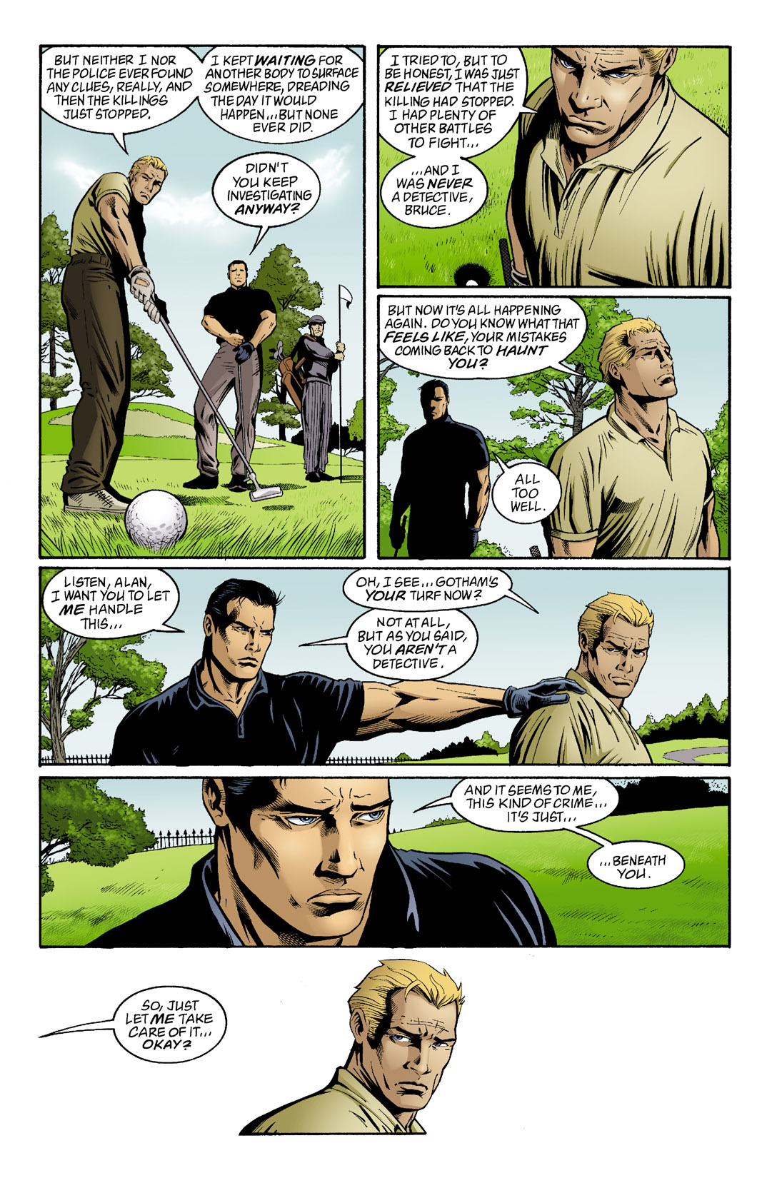 Detective Comics (1937) 785 Page 9