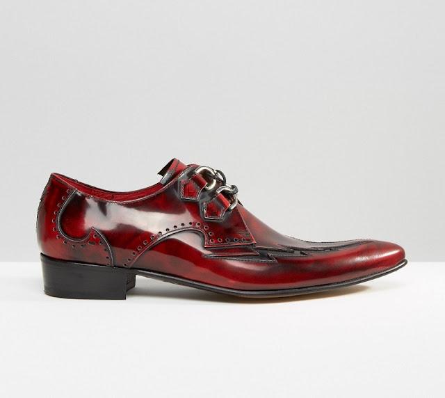 zapatos para hombre con traje