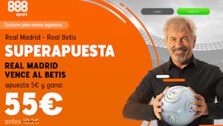 888sport superapuestas Betis vs Real Madrid 13 enero 2019
