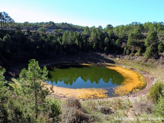 Lagunillo del Tejo, Cañada del Hoyo, Cuenca