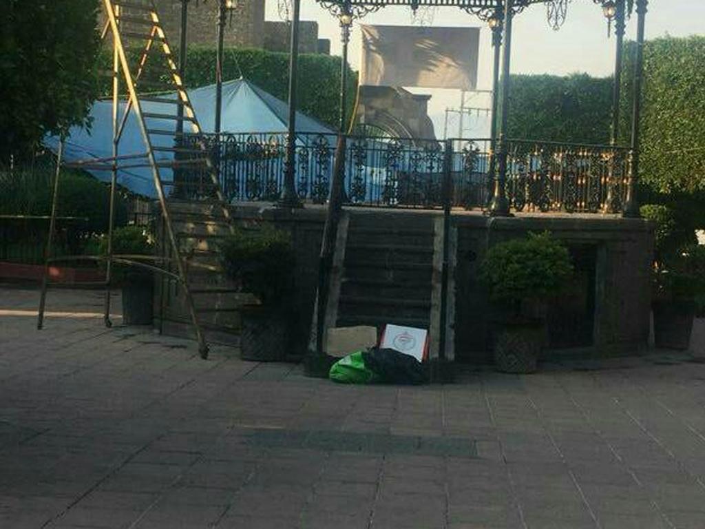 Dejan a descuartizados en la entrada de la alcaldía de Coroneo y en Jerécuaro, Guanajuato