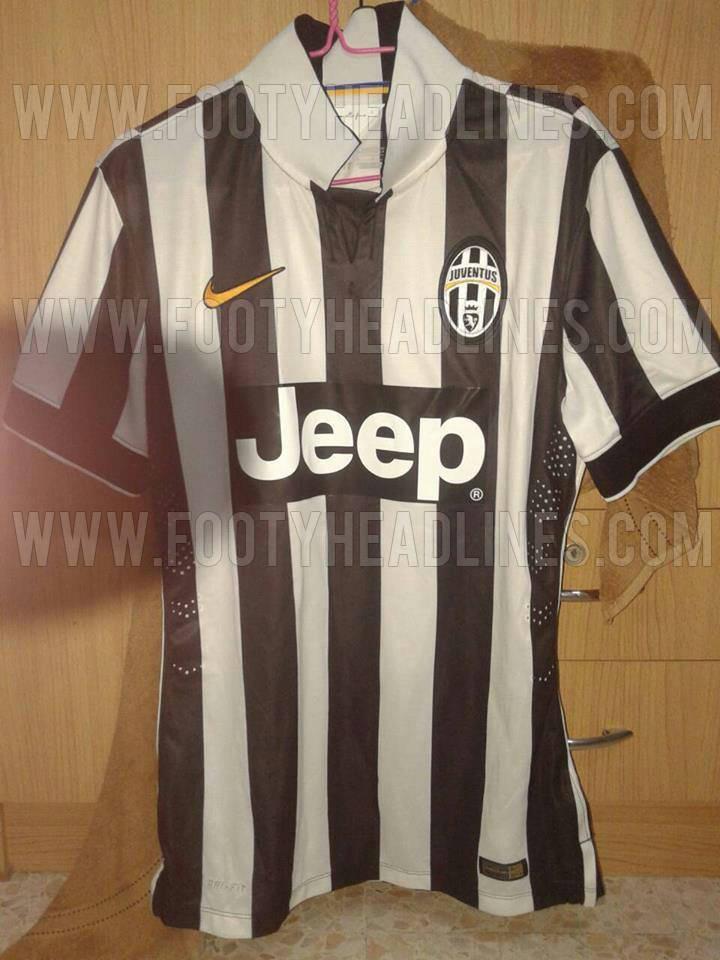Nueva camiseta titular Nike de la Juventus para la próxima temporada 3fc527d768a