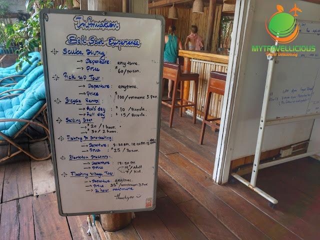 Sok San Beach Resort Tips
