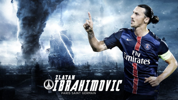 Zlatan Ibrahimovic has taken Ligue 1 by storm this season.