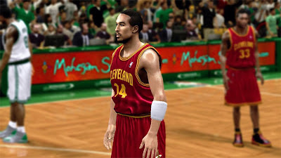 NBA 2K13 Shaun Livingston Cavs Player Update