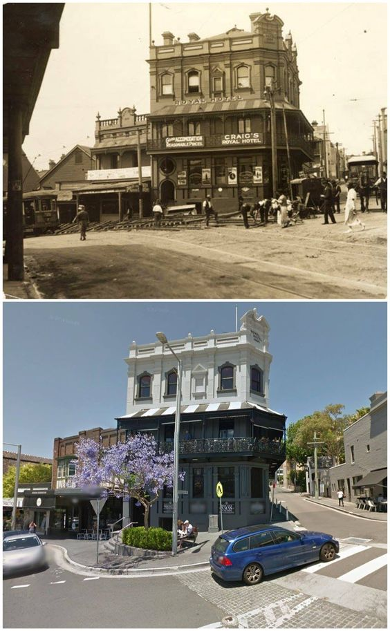 Bytes 20 Of Sydney Then And Now