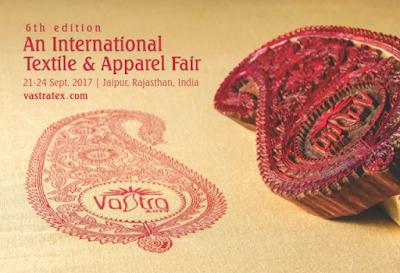 Smriti Irani Inaugurates VASTRA 2017 in Jaipur