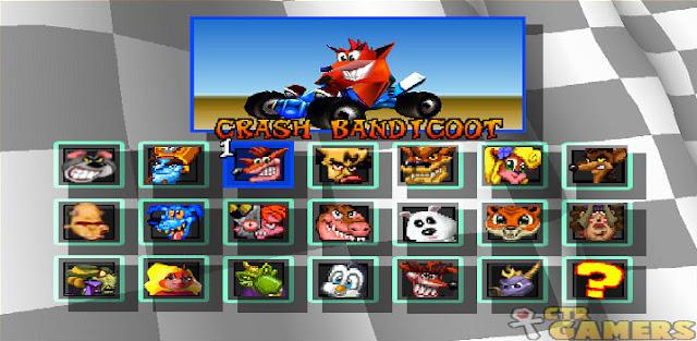 تحميل وتشغيل لعبة سباق كراش crash team racing apk للاندرويد بدون محاكي