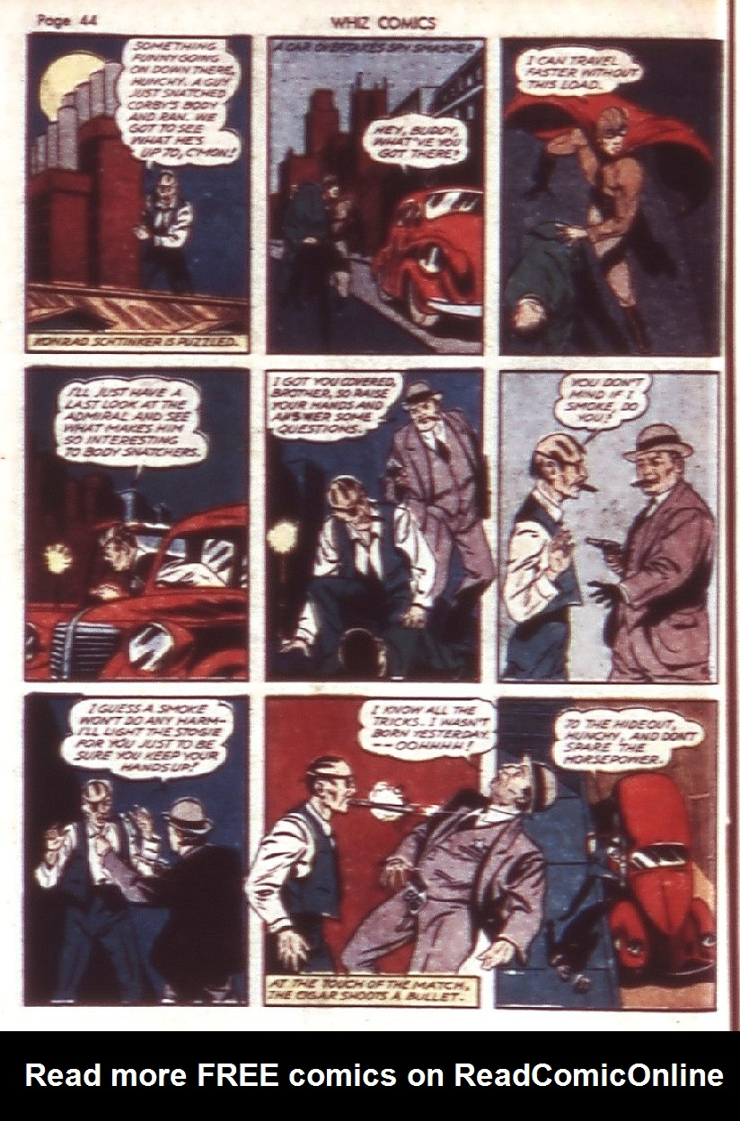 WHIZ Comics issue 23 - Page 46