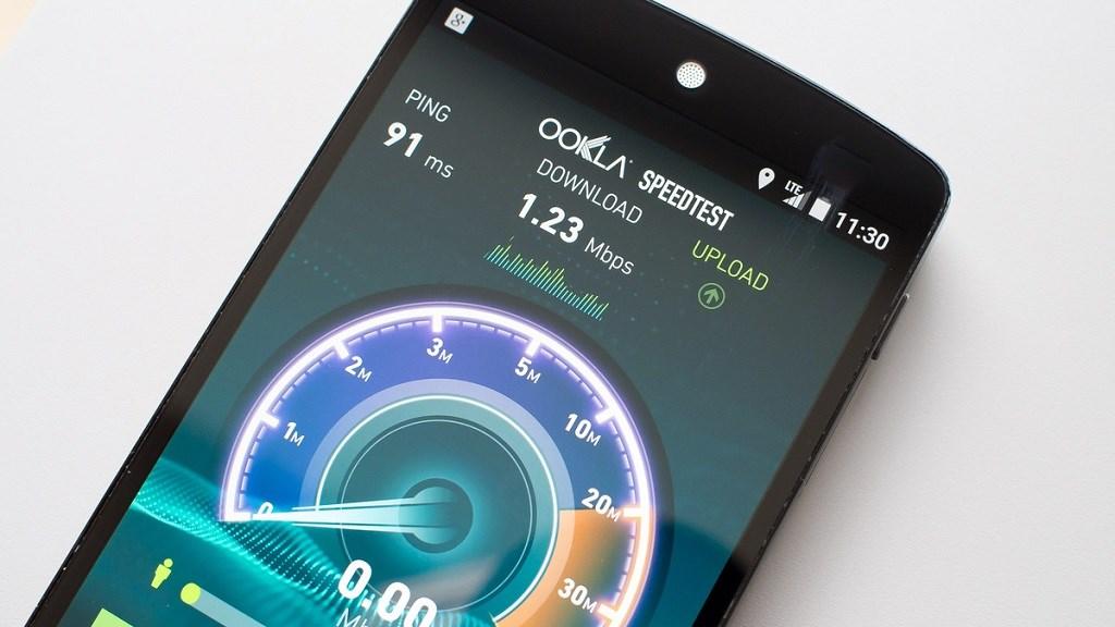 Cách hiển thị tốc độ Wifi/ 3G trên thanh trạng thái cho mọi máy Android