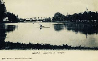 Lago Parco del Valentino