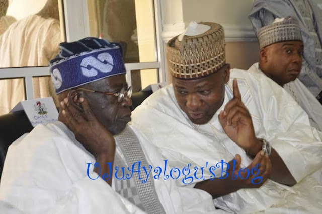 How Tinubu invited me into his bedroom and begged me not to run for speaker in 2015 - Dogara