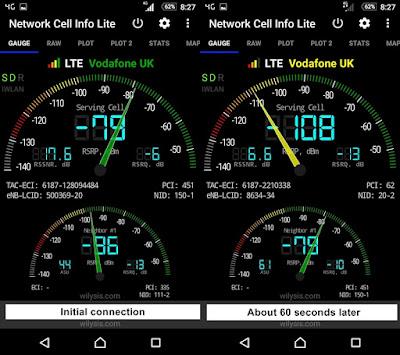 تطبيق Network Cell Info للأندرويد, تطبيق Network Cell Info مدفوع للأندرويد