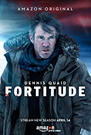 Fortitude Temporada 3 audio español