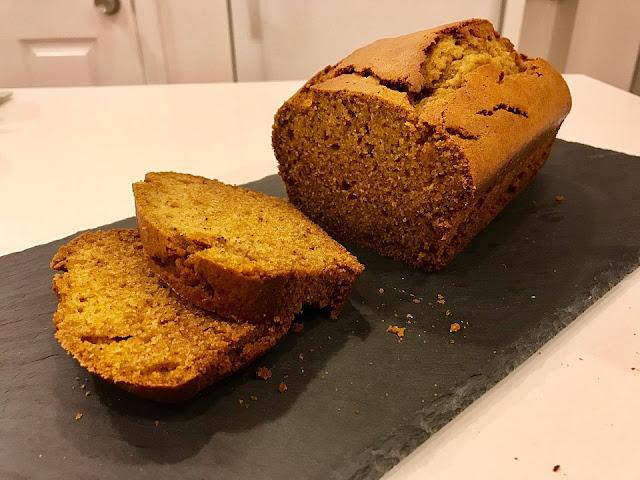 bake some pumpkin bread