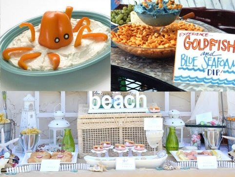Fun Beach Party Foods For Summer