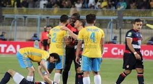 بهدف وحيد الاسماعيلي يحقق الفوز علي نادي مصر في الجولة الثامنه من الدوري المصري