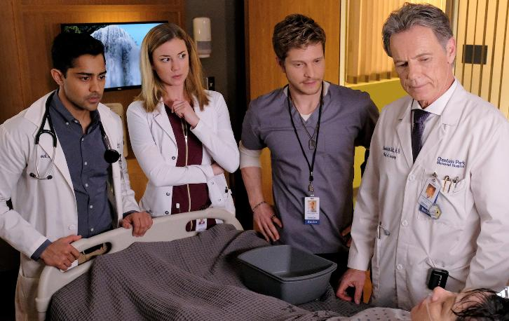 The Resident - Medical Drama Starring Emily VanCamp Ordered to Series by FOX