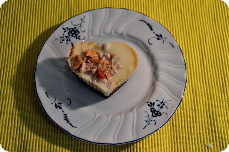 Erdnussbutter-Schokoladen-Törtchen