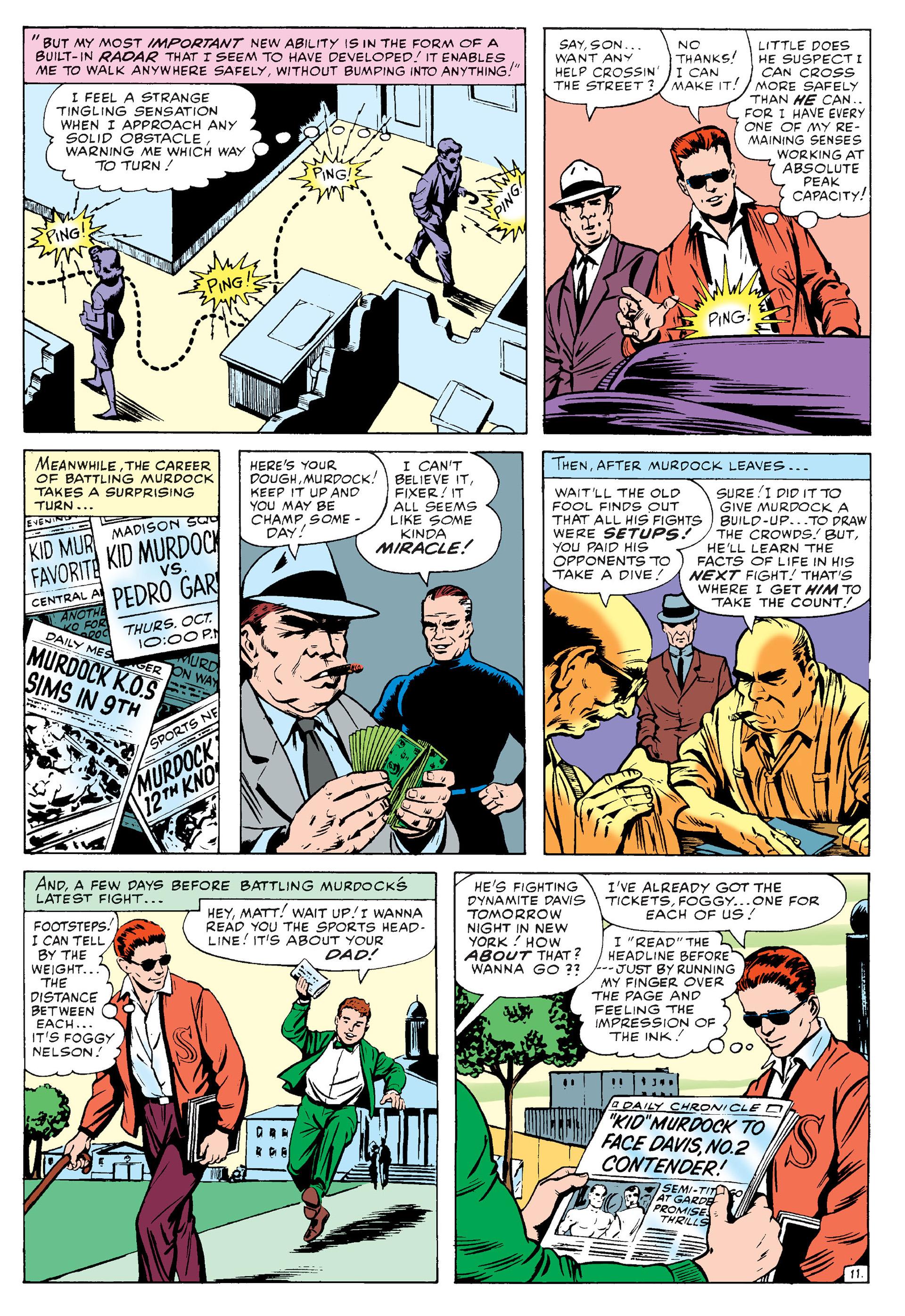 Daredevil (1964) -1 Page 11