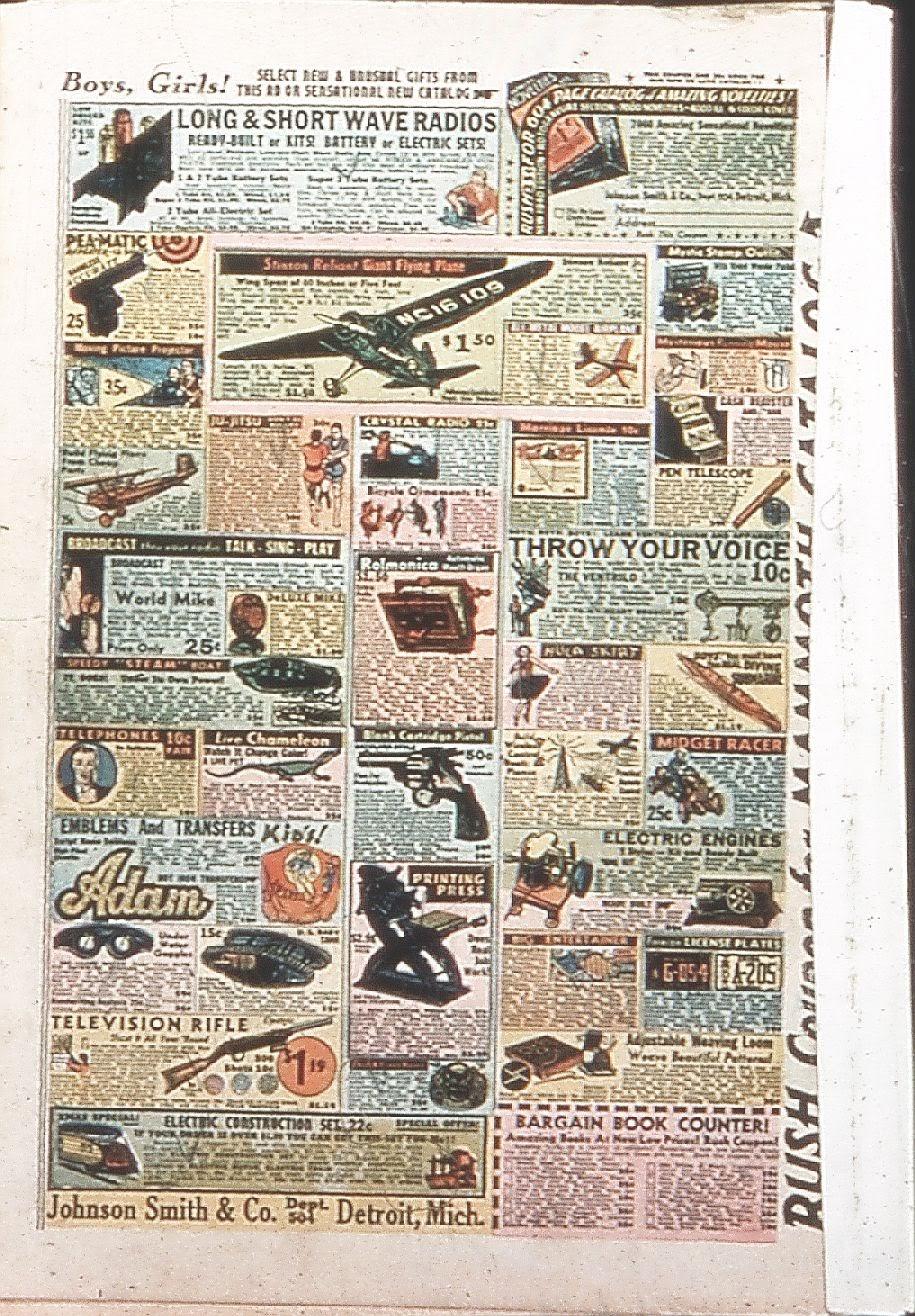 Read online Amazing Man Comics comic -  Issue #9 - 69