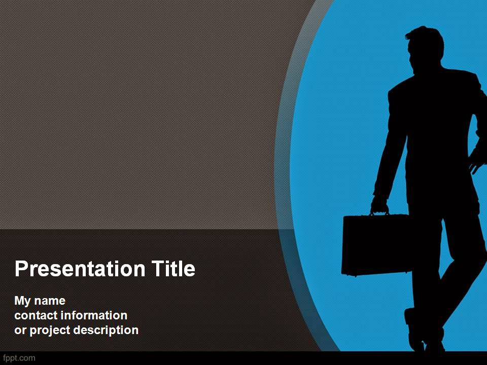 Powerpoint Background Tentang Bisnis