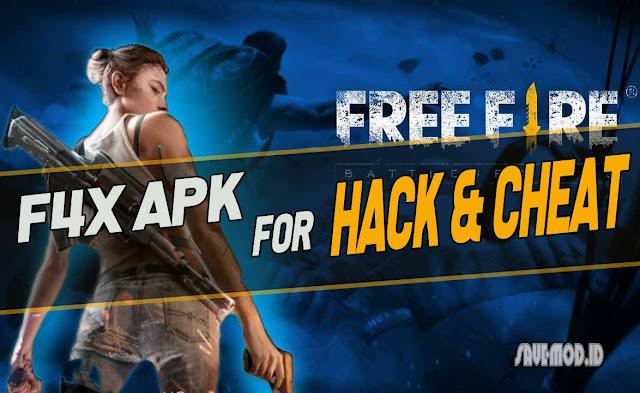 F4x APK Free Fire MOD Menu Hack & Cheat