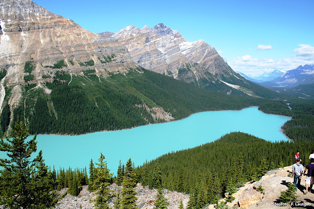 Peyto Lake – Canada