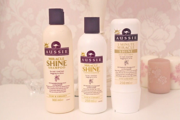 Aussie Miracle Shine Shampoo Amp Conditioner Amy Antoinette