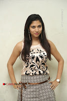 Actress Vanditha Stills in Short Dress at Kesava Movie Success Meet .COM 0069.JPG